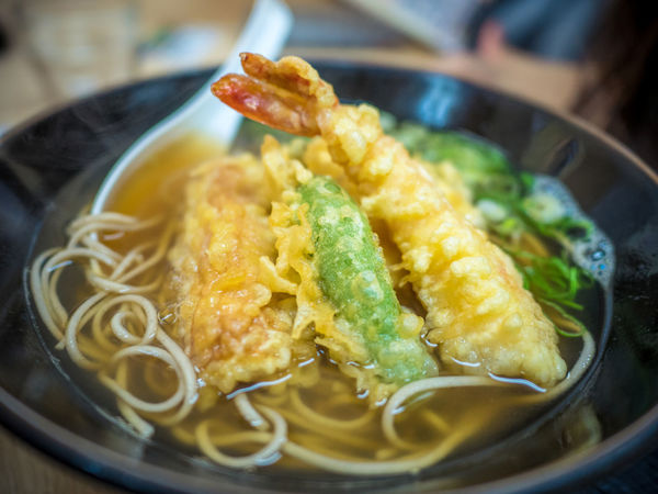 Japanese ramen noodle with tempura prawn, Kyoto, Japan Japan Meal Tradition Udon Noodles Bowl Close-up Culture Day Delicious Food Food And Drink Food Photography Freshness Healthy Eating Indoors  Local Food No People Noodle Plate Ready-to-eat Restaurant Serving Size Soup Tasty Tempurashrimp