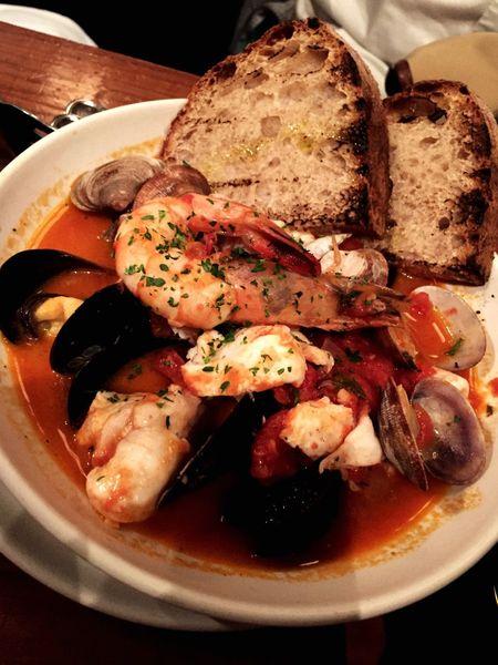Seafood Yum:) Dinner Super Fresh Ferrybuilding San Francisco My World Of Food