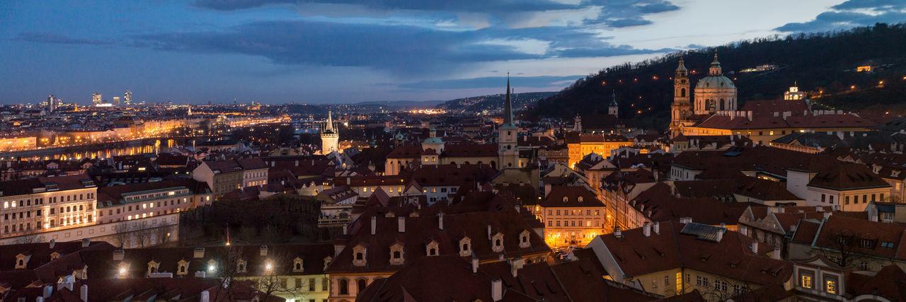 Prague Gloom.