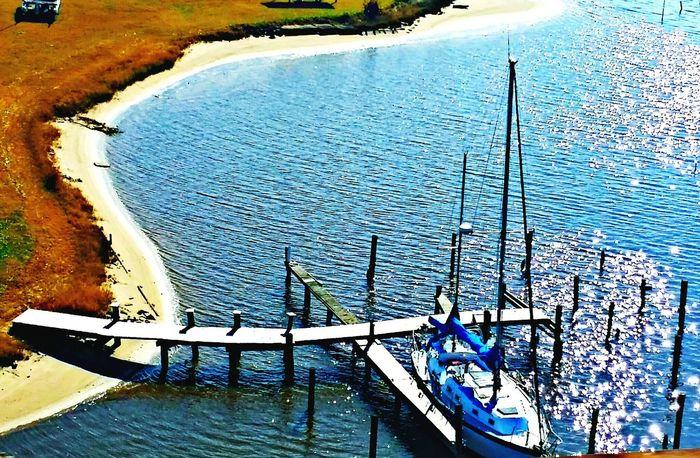 Enjoying The View Lake Charles Louisiana Marina