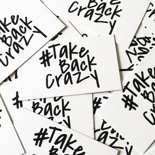 Mental health Takebackcrazy Mentalhealth  Mental Illness End The Stigma Stigma Social Issues Crazy Take Back Communication Cards Pile Statement Social Justice It's Okay Not To Be Okay . Bell Let's Talk Bipolar Pretty Crazy