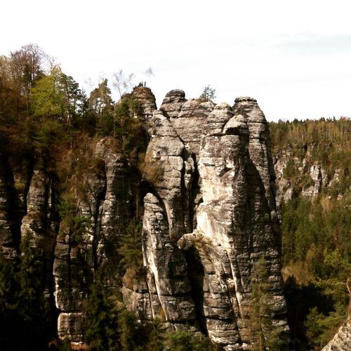 Hikking Climbing Saxon Switzerland Sächsische Schweiz Suiza Sajona Bastei