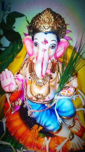 Asian Culture Ganpati Indian Festival