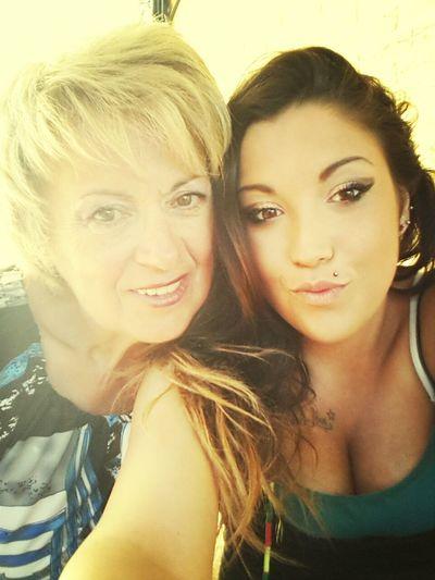 con nonnaa ;) ♥