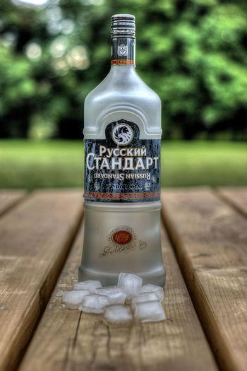 Russia Russian Standard Russian Standard Vodka Vodka🍹 Alcohol Alkohol Bottle Catadapted Drink Russian Sashalmi Table Vodka