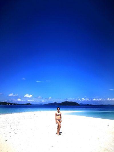 Beach Island Sandbar WhiteSand Sand Vacation