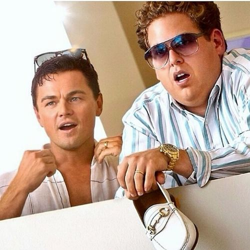 Thats A MOVIE And ahhalf wolfofwallstreet$? ifuhaven'twatchedthismoviethenireallydon'tknowwhat'swrongwithu totalmustsee