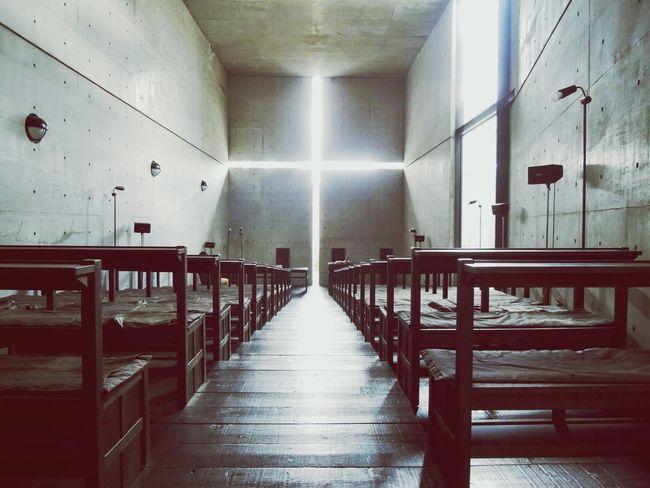 Architecture Church Japan Hello World 安藤忠雄