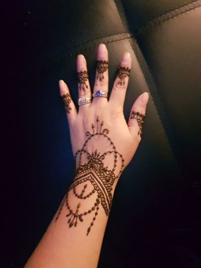 EyeEm Selects Tattoo Human Body Part Henna Tattoo Art And Craft Human Hand Mehendi My Work Body Adornment Mehendi Art Henna Tattoo ❤ MehndiDesign