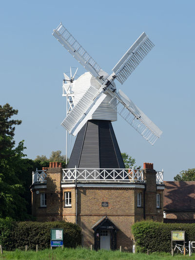 Wimbledon windmill Wimbledon Wimbledon Windmill Alternative Energy Architecture Built Structure Day Environment Environmental Conservation Nature No People Outdoors Plant Renewable Energy Sky Traditional Windmill Tree Wind Power