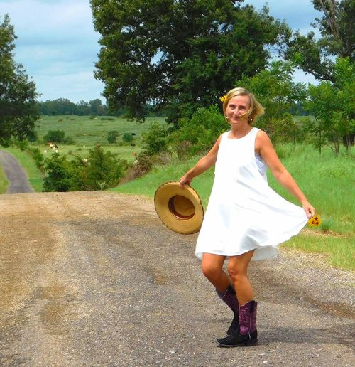 The Week On EyeEm Country Roads Country Life Blond Hair Beautiful Woman Outdoor Photography Tranquility Nature Flowers, Nature And Beauty Outdoors Rural Scene Countryside Tranquillity