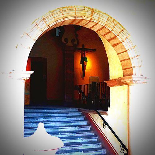 Interior del museo de queretaro México