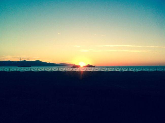 Summer 2013 Morning Beach Sea Sunrise