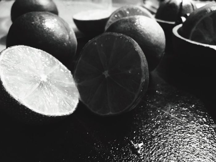 "Limes for o sweet lemonade the joke ""organic "" just the same but more expensive blackandwhite monochrome light shade"