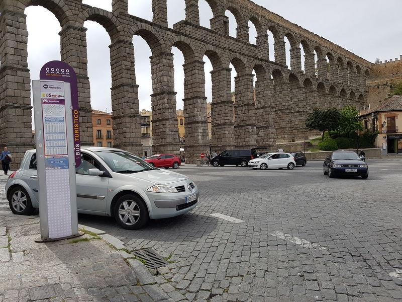 Architecture Architectural Column Built Structure Outdoors Travel Destinations City Ancient Structure Ancient Architecture Aquaduct Segovia Segovia,spain