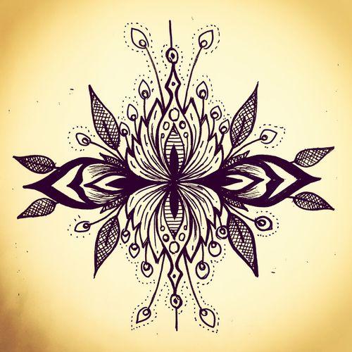 Freestyle Drawing Black Tattoo Tattoos Tattoo ❤ Tattooflash Tattooed Inked Dessin Sketch