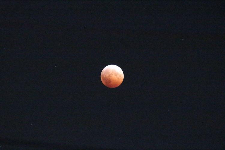 Eclipse Moon