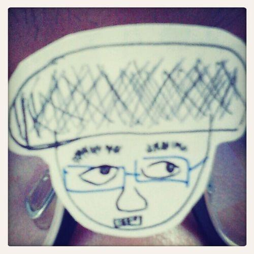 哈哈哈這俺呀~@草莓 Self Portrait