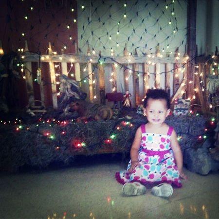 Princess de Navidad...