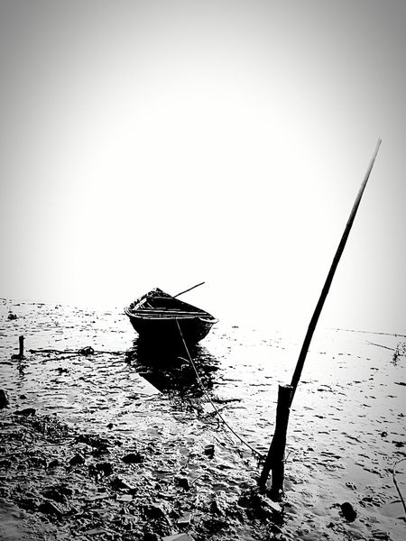Boat Boats⛵️ River Fishing Boat The Ganges River India