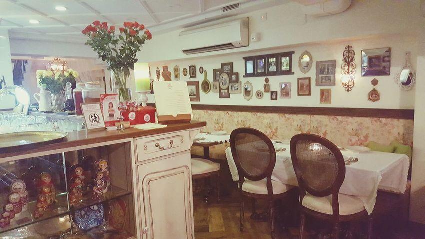 Dacha Restaraunt Traditional Ukrainian Food Hong Kong