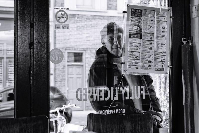 The Street Photographer - 2017 EyeEm Awards Streetphotography Real People London