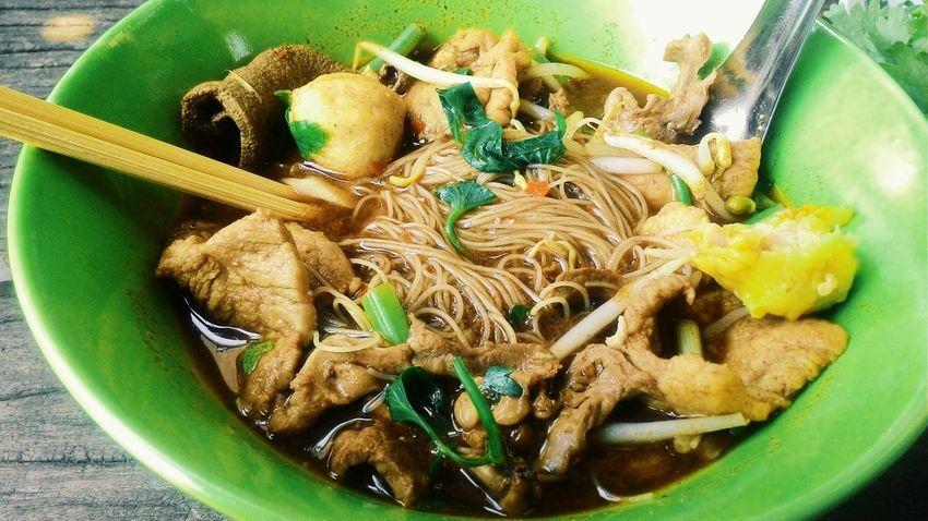 Thai noodle Food Noodles