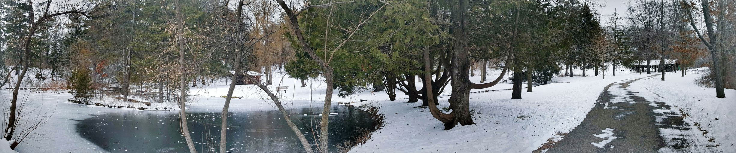 Thankful to have learned about this special place.. Peace Winter Walk Natural Beauty Trees And Water