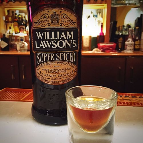 William Lawson's Scotch Whisky Yum