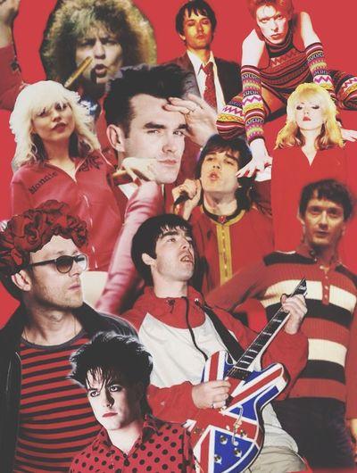 Music Jarviscocker Pulp Debbie Harry Blondie The Cure Robert Smith Britpop Damon Albarn Blur