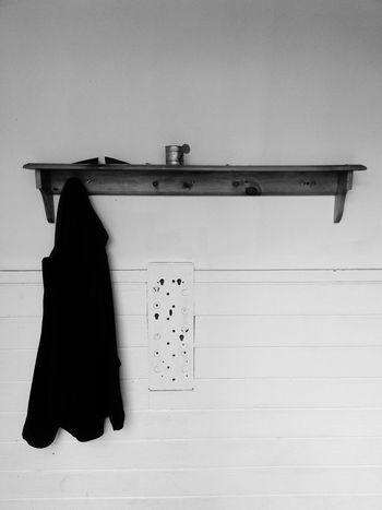 Coat Hanger Hanged Wall Cup