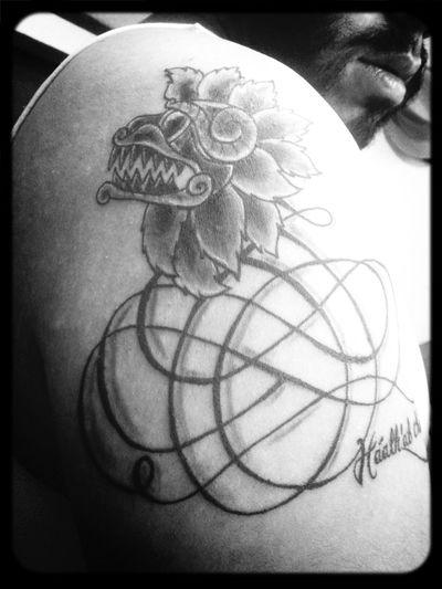 Ink Love Tattoos Tattoo Quetzalcoatl