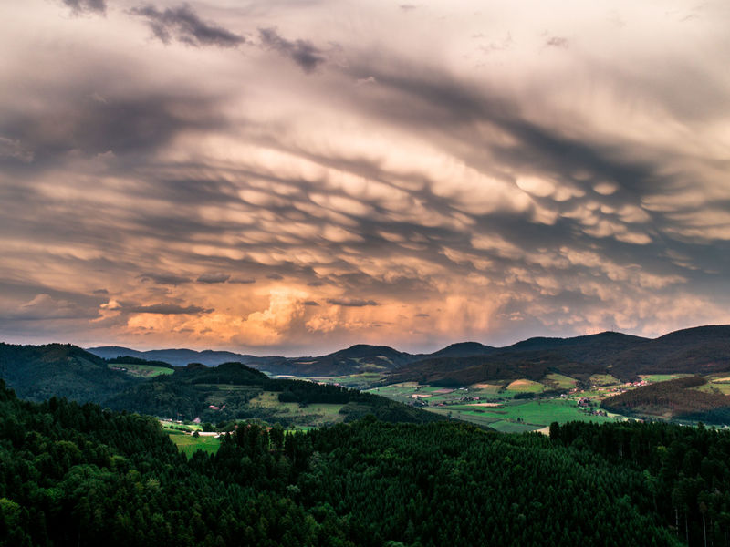 Drone  Storm Agriculture Beauty In Nature Cloud - Sky Day Dronephotography Droneshot Landscape Mountain Mountain Range Nature No People Outdoors Rural Scene Scenics Sky Storm Cloud Sunset