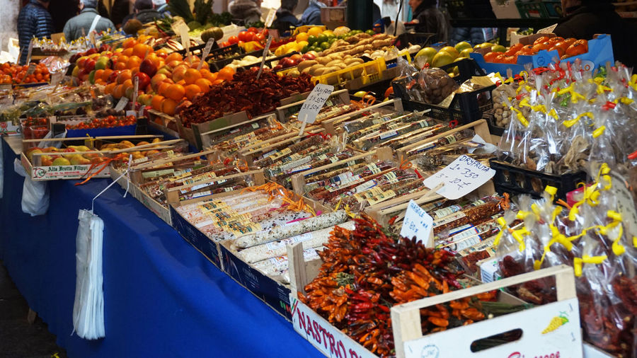 Abundance Arrangement Choice Day Food Food And Drink For Sale Freshness Fruit Fruits Fruits And Vegetables Fruits Photography Fruits ♡ Healthy Eating Large Group Of Objects Market Market Stall Oranges Outdoors Retail  Rialto Market Small Business Variation Venice Venice, Italy