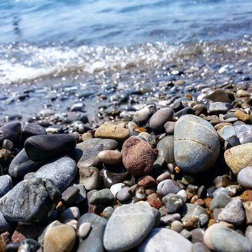 Sand Sea Beach Stone Summertime Summer2015 Blue Sandporn Seaporn Stoneporn Spiaggia Pietre Mare Igersitalia Igersoftheday Igerscampania Igers_salerno