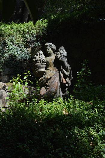Statue Garden Garden Photography Garden Decor Garden Art Garden Design