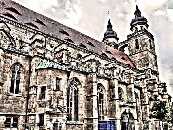 Church HDR Building