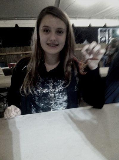 Eating Crawfish!