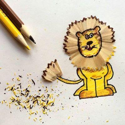 Lione Draw Pencil