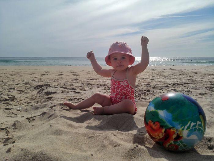 Beach Sand Arms