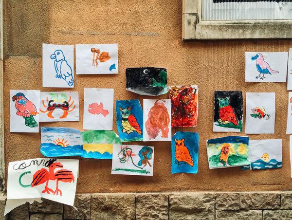 Arrangement Art Artattack Barcelona Birds Choice Communication Creativity Creativity Graffiti Kids Lifestyle No People Order Paper Still Life Street Art Street Artists Symbol Urban Variation Wall