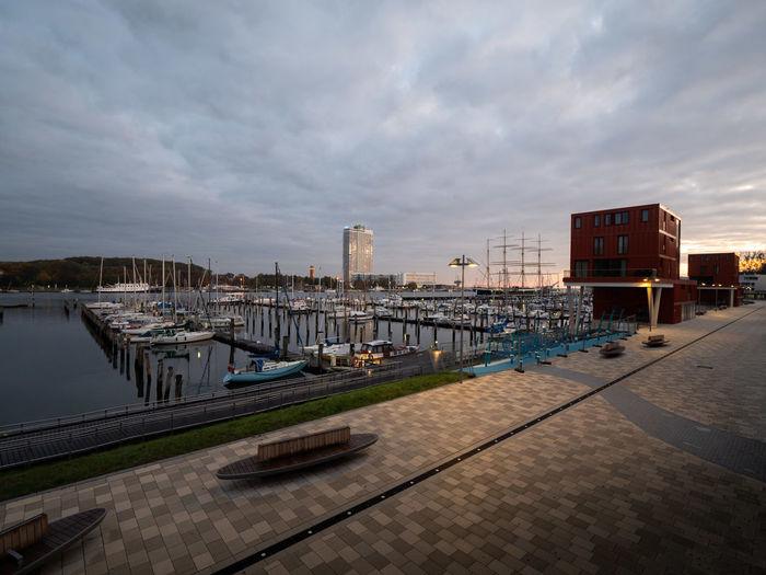 Passauhafen in