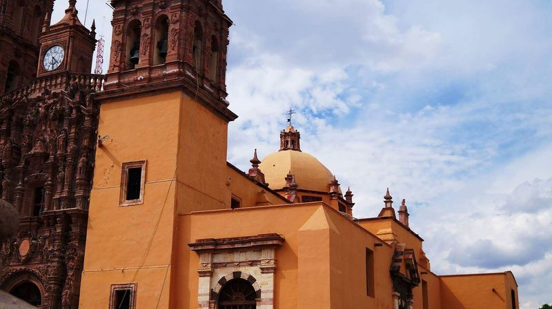 EyeEm Selects Mexico Church Iglesia Outdoors No People Sky Architecture Guanajuato, México Guanajuato First Eyeem Photo