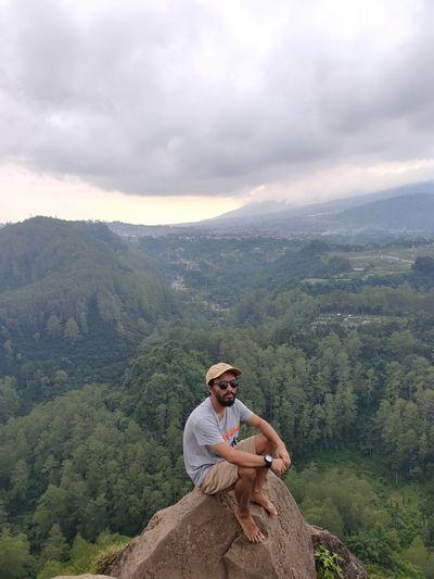Keraton bandung cliffs indonesia