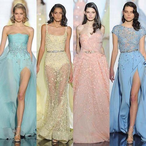 Repost from @mertaslanfashion BestofCouture Spring2015Couture Zuhair Murad Zuhairmurad Hautecouture fashion style