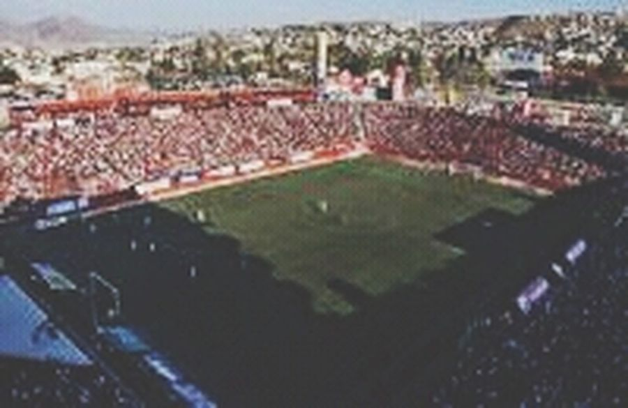 Football time xolos xolos!!!