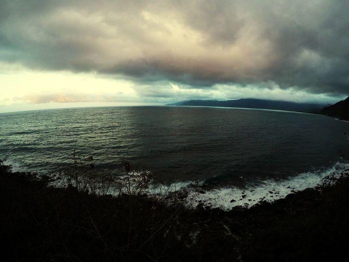 Sea Dramatic