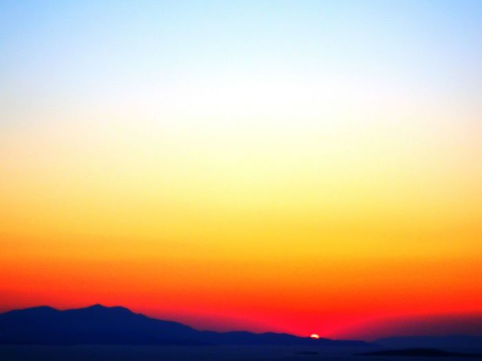 Edge Of The World Sunset_collection Mountains Colorful Orangesky Sky_collection Starting A Trip Amazing View Missturkeysomuch Beautiful Nature
