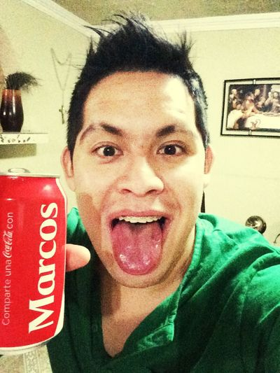 Cocacola Marcos Me Not