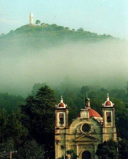 Bello tenancingo Architecture Tree Built Structure Plant Water Nature Place Of Worship Travel Destinations Spirituality